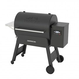 Traeger Ironwood 885 - Sort