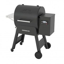 Traeger Ironwood 650 - Sort