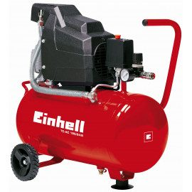 Einhell Kompressor 24 liter / 8 bar - TC-AC 190/24/8