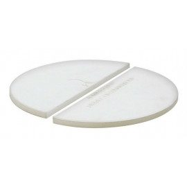Kamado Joe Big Joe® - Half Moon Deflector Plate (2 stk. sæt)