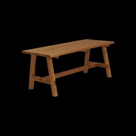 Plus Country plankebord 177 cm - Teak