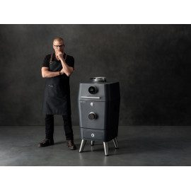 Everdure Kul Grill 4k Orange By Heston Blumenthal