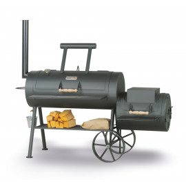 "SmokyFun Party Wagon 6 20"" Offset Smoker"