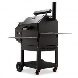 Yoder Smokers YS480S Træpillegrill Smoker