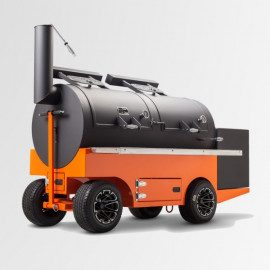 Yoder Smokers Frontiersman Cart Smoker