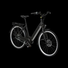 E-bike model E900 Dame - Mat Sort