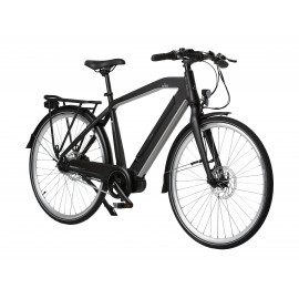 E-bike model E900 Herre - Mat Sort