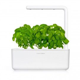 Click and Grow Smart Garden 3 Start kit Hvid