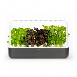 Click and Grow Smart Garden 9 Starter kit Dark Gray