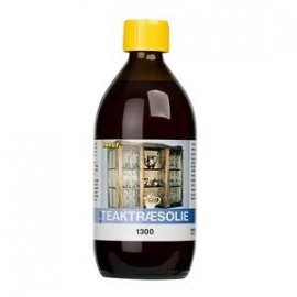 Teaktræsolie 1300 K (250 ml)