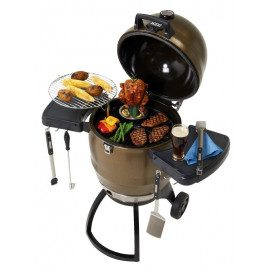 Broil King - Keg 4000 Rygeovn / Kulgrill