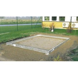 Fundament Compact 8,2 m²
