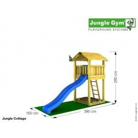 Jungle Gym - Jungle Cottage