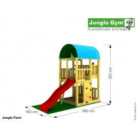 Jungle Gym - Jungle Farm Komplet