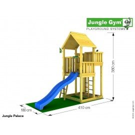 Jungle Gym - Jungle Palace Komplet