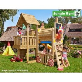 Jungle Gym - Jungle Train Modul