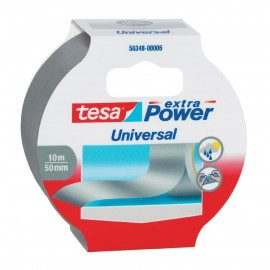 Tesa Extra Power Universal - Gaffertape Sort 50mx48mm