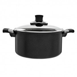 Tefal Talent Gryde 24 Cm/5 L. Induktion - Sort