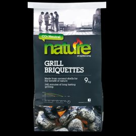 Nature Grill briketter - 9 kg