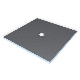 Wedi Fundo Primo Gulvelement Z 900x900x40 Mm