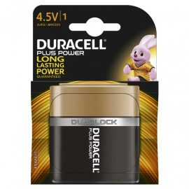 Duracell Plus Power 4.5V - 1pk. - Batteri