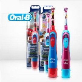 Oral B Stages Power Eltandbørste - Cars
