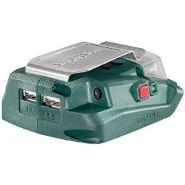 Metabo Pa 14.4-18V Led-usb Batteripower Adaptor