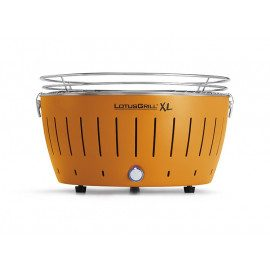 Lotusgrill Xl Orange - Inkl. Batterier & Taske