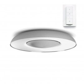 Philips Hue Connected Still Plafond Aluminum