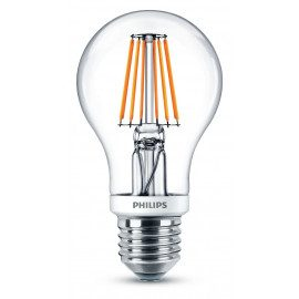 Philips LED 7W E27 Lyskilde Flame