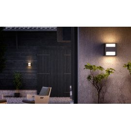 Philips Arbour Væglampe, anthracite 2x4.5w