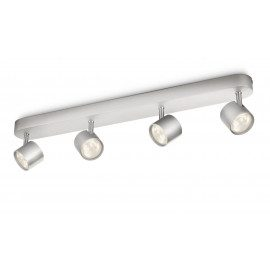 Philips Star Bar/tube Led Aluminium 4x4w
