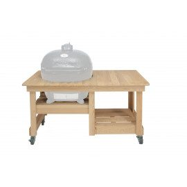 Primo Grill Cypress Countertop bord til Oval XL 400