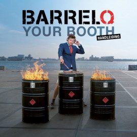 BarrelQ - The Original Big Olietønde Grill - 17911