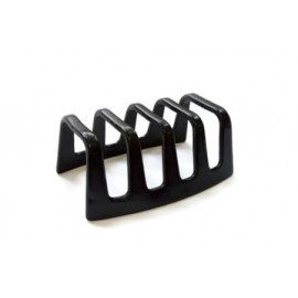 Flame Friendly Ceramic Rib Rack