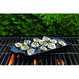 Flame-Friendly Keramisk Seafood Rack