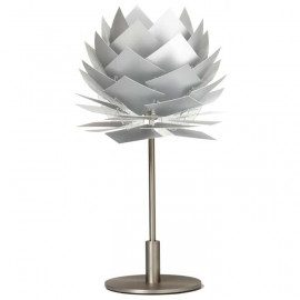 DybergLarsen PineApple XS Bordlampe - Alu look