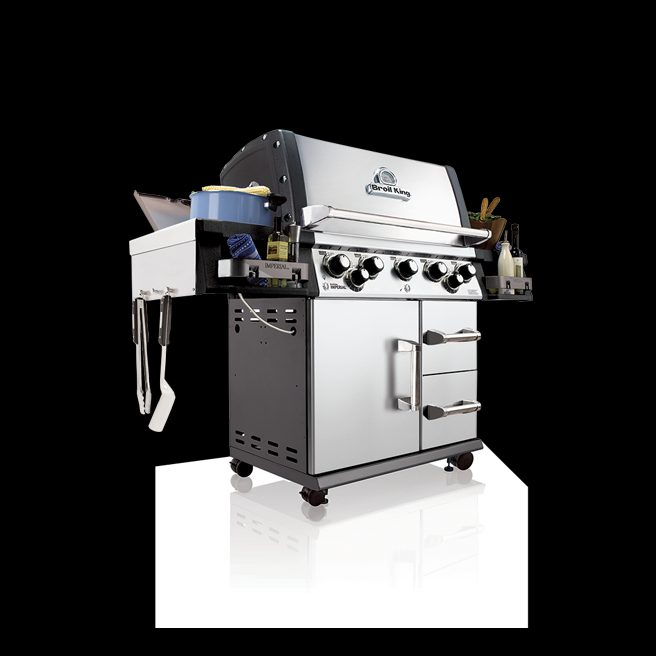 Broil King Imperial 590 Gasgrill 958883 (2018)