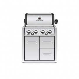 Broil King Imperial 490 Indbygningsgrill med skab built-in