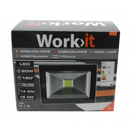 Work-it Arbejdslampe LED - 20W