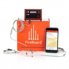 Fireboard Wifi termometer & pit controller