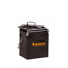 Monolith Cooler Box / Metal 17 l