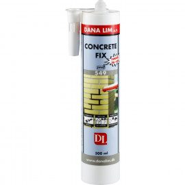 Dana Concrete Fix 549 300ml Cement Grå