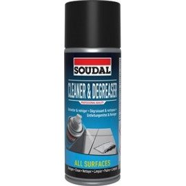 Cleaner & Degreaser Rens 400ml Soudal
