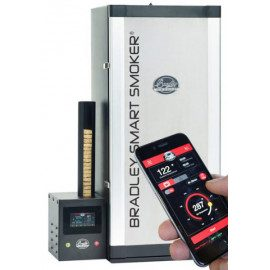 Bradley Smart Smoker-røgovn - BS916EU