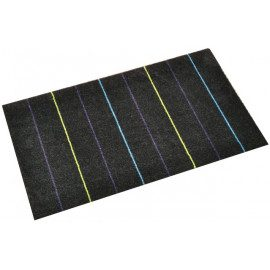 Clean Carpet Designer 581413 - Multi Strib - 80x50cm