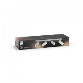 Philips Hue Buratto bar/tube hvid 4x5.5W 240V