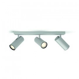 Philips Hue Buratto bar/tube aluminium 3x5.5W 240V