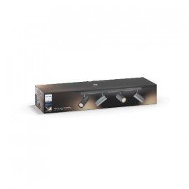 Philips Hue Buratto bar/tube aluminium 4x5.5W 240V
