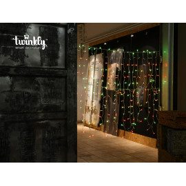 Twinkly Light Wall Smart Lysgardin 120 LED